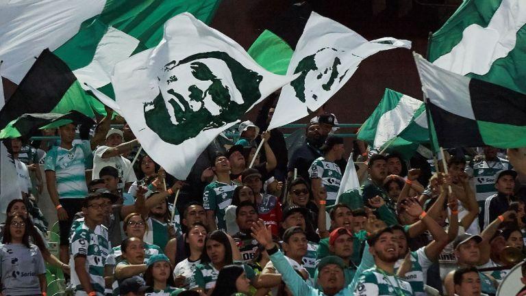Santos: Directiva lista para recibir aficionados en juego ante Necaxa