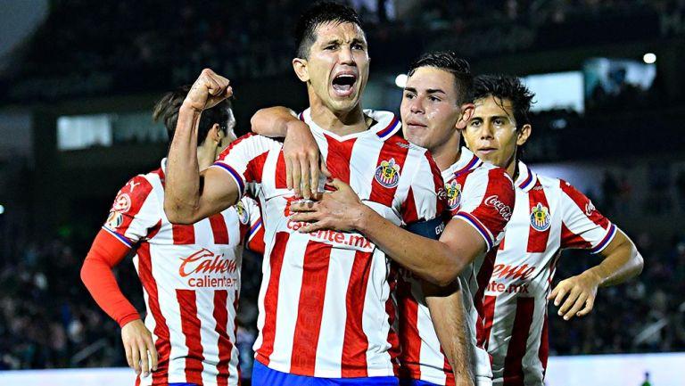 Chivas: Único equipo que ha anotado y recibido gol en todos los juegos del torneo