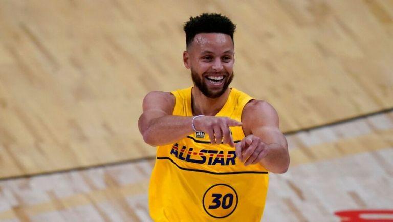 Curry en el NBA All-Star