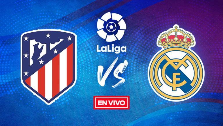 EN VIVO Y EN DIRECTO: Atlético de Madrid vs Real Madrid