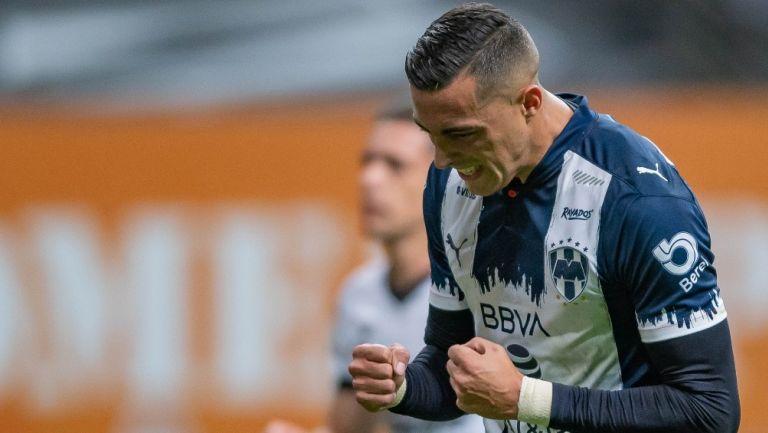 Monterrey: Funes Mori, a dos goles de igualar a Suazo como máximo goleador