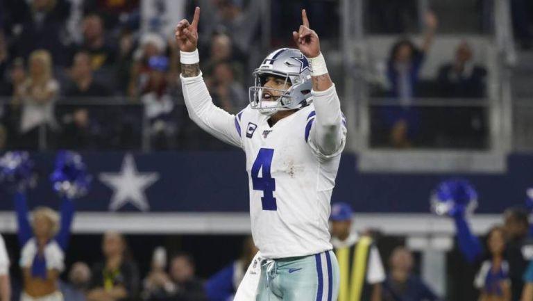 Cowboys: Dak Prescott llegó a un acuerdo por cuatro años más con la Estrella Solitaria