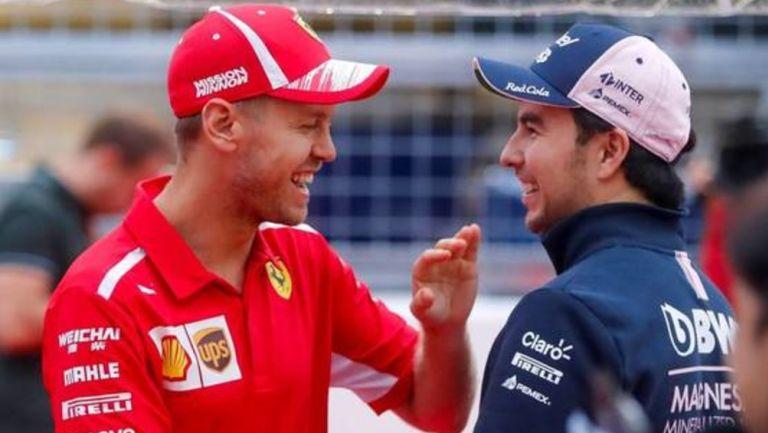Checo Pérez: Director de Aston Martin afirmó que Vettel es más versátil que el mexicano