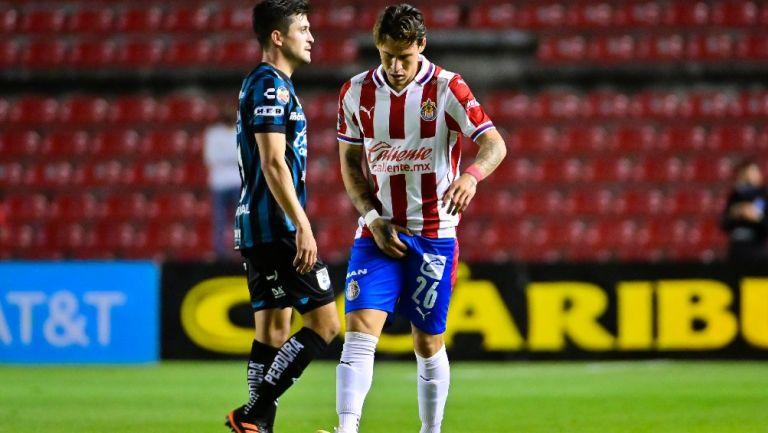 Chivas: ¿Qué pasó con Chicote Calderón después de ser héroe en los recientes Clásicos?