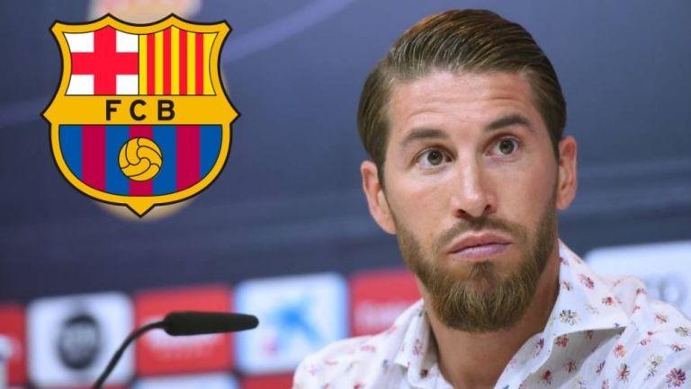 Sergio Ramos sería buena opción para el Barca
