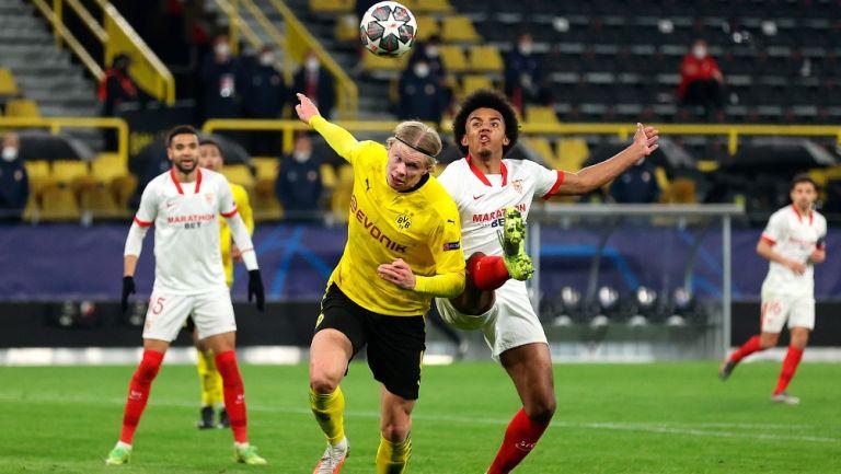 Erling Haaland: 'Ha sido un partido difícil, el primer gol fue importante'