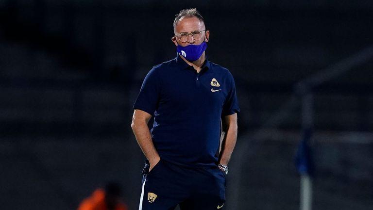 Pumas: Equipo de Lillini jugará por primera vez con afición