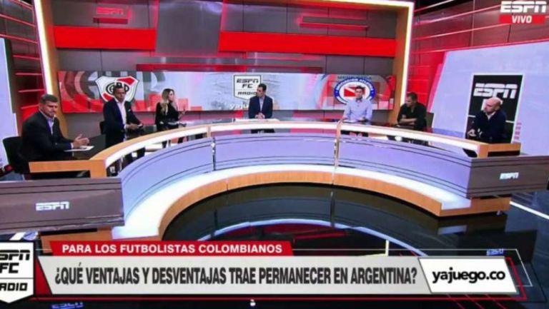 Conductores de ESPN Colombia