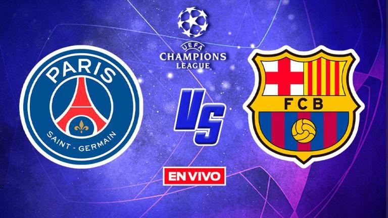EN VIVO Y EN DIRECTO: PSG vs Barcelona