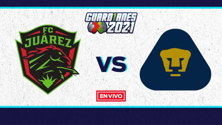 EN VIVO Y EN DIRECTO: Juárez vs Pumas Guardianes 2021 Jornada 11