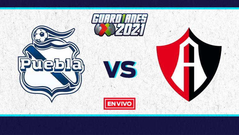 EN VIVO Y EN DIRECTO: Puebla vs Atlas Guardianes 2021 Jornada 11