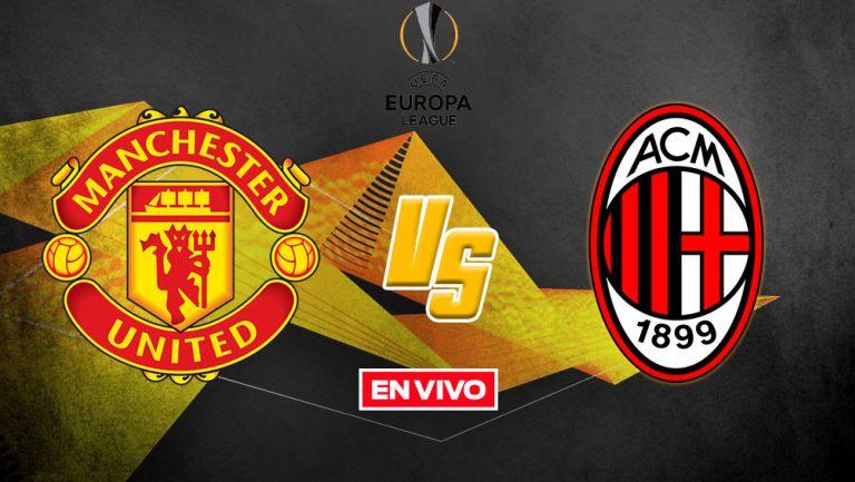 EN VIVO Y EN DIRECTO: Manchester United vs Milan