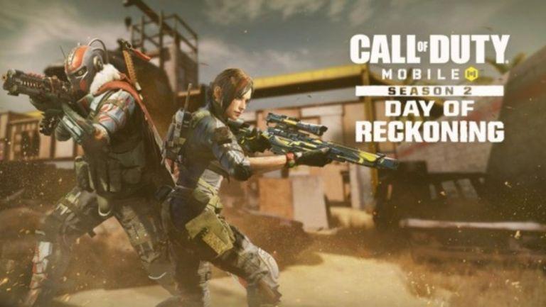 Call of Duty Mobile recibe su segunda temporada
