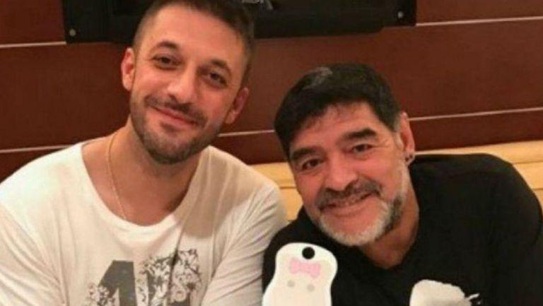Matías Morla abogado de Diego Maradona