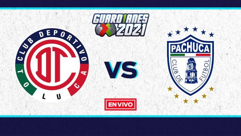 EN VIVO Y EN DIRECTO: Toluca vs Pachuca