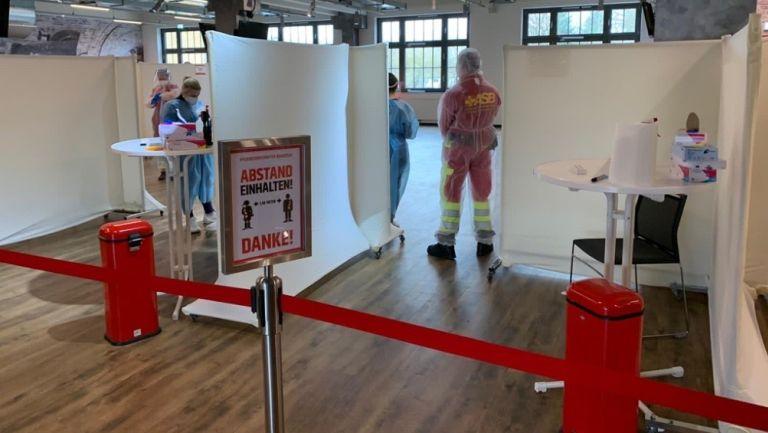 Bundesliga: Unión Berlin hizo pruebas Covid-19 a periodistas y funcionarios previo a juego
