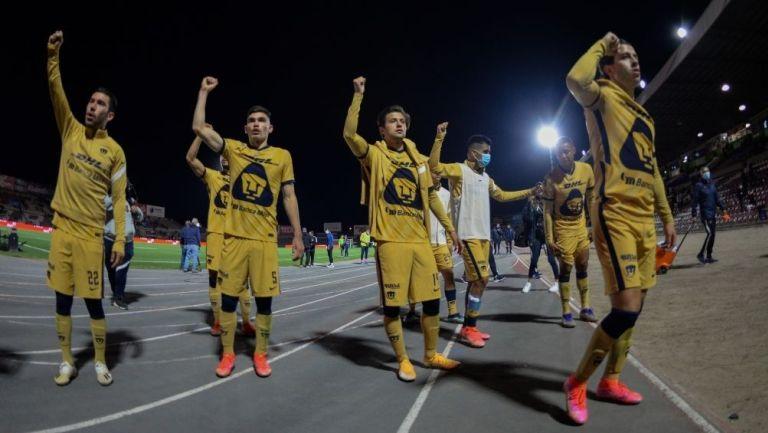 Pumas empató ante Juárez