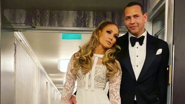 Jennifer López y Alex Rodríguez desmienten haber terminado