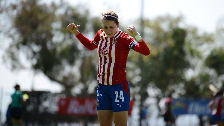 Chivas Femenil: Alicia Cervantes superó a Norma Palafox como máxima goleadora del Rebaño