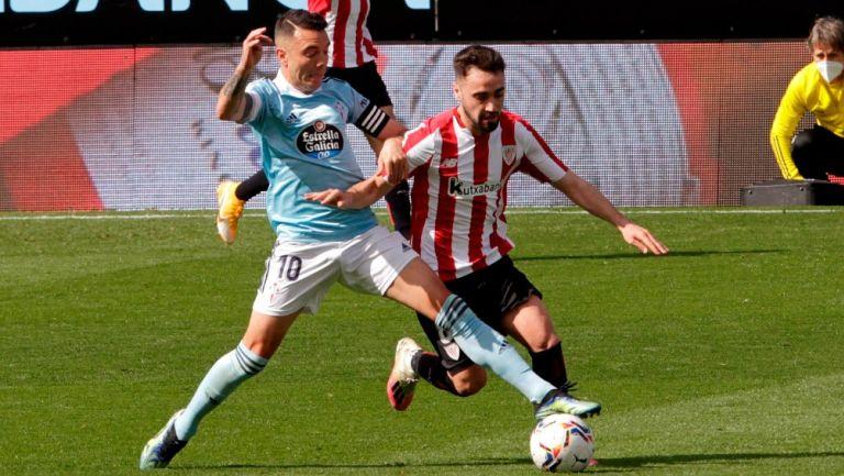 Néstor Araujo: Celta de Vigo no pasó del empate ante el Athletic de Bilbao