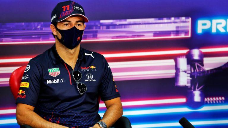 """Checo Pérez: """"La presión es igual en el equipo que estés en la Fórmula 1"""""""