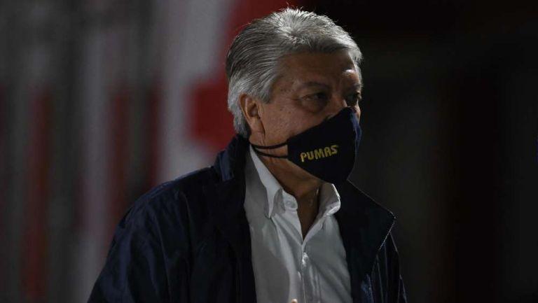 Chucho Ramírez premio a un partido