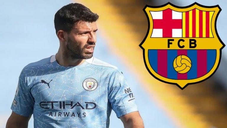 Barcelona: Kun Agüero sería blaugrana, aseguran en Inglaterra