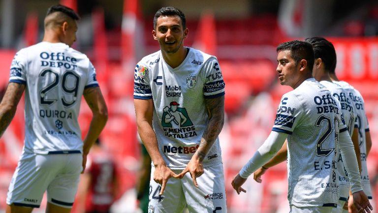 Liga MX: Pachuca consiguió su segundo triunfo del torneo al vencer a Toluca