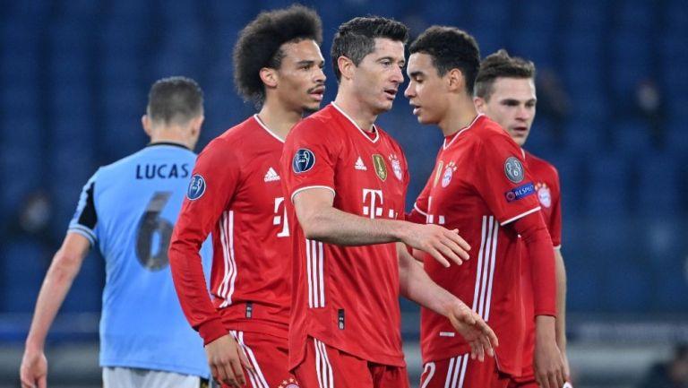 """Champions League: Bayern Munich """"en guardia"""" ante Lazio por el boleto a Cuartos"""