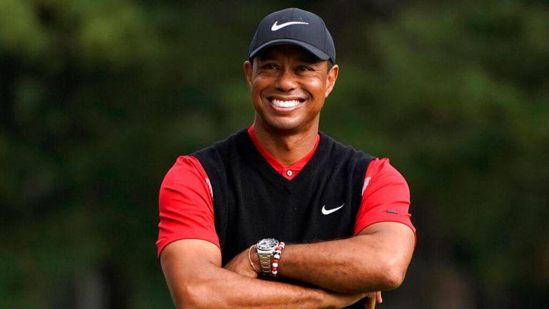 Tiger Woods regresó a su casa para continuar su recuperación