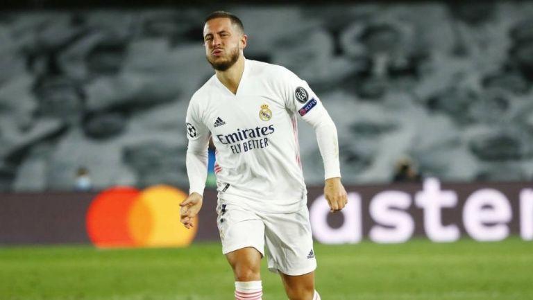 Hazard ha sufrido nueve lesiones en año y medio