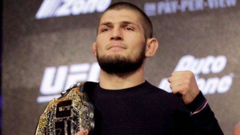 Khabib Nurmagomedov anunció su retiro de la UFC