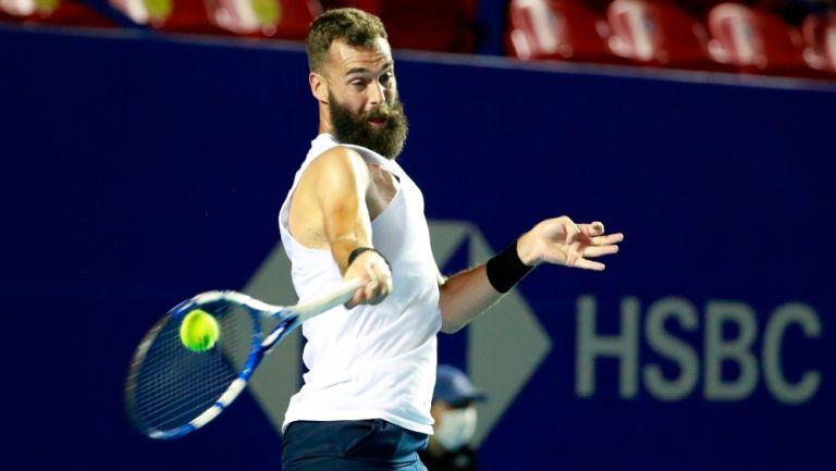 Benoit Paire: 'El tenis no es mi prioridad... llego, tomo el dinero y me voy'