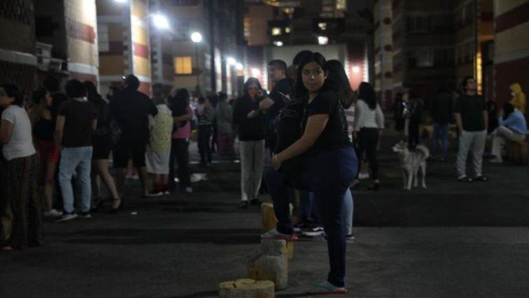 Sismo de 5.9 grados en Ciudad de México