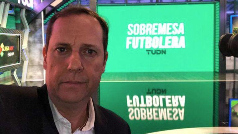 Paco Villa, narrador de TUDN