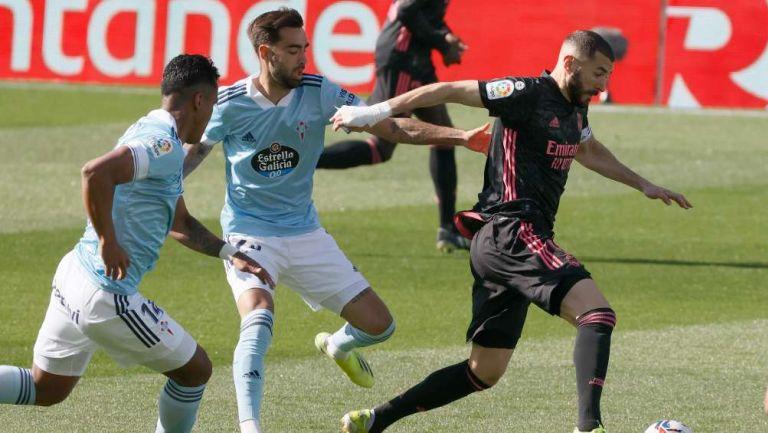 Celta de Vigo vs Madrid