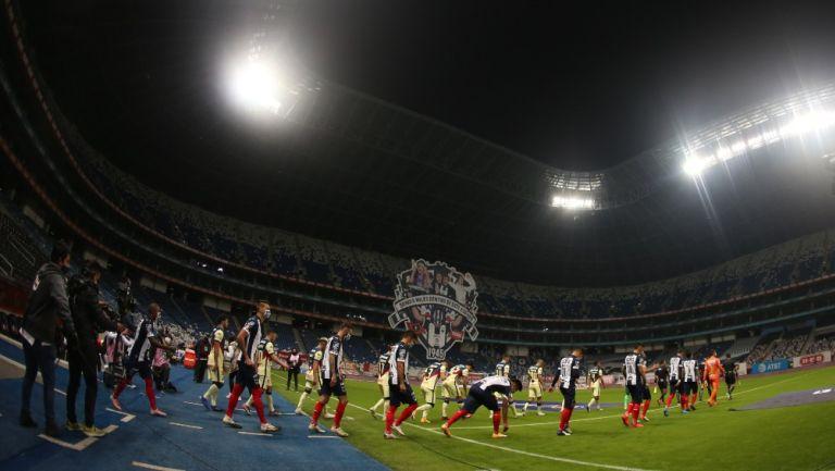 América y Rayados se medirán en el Cotton Bowl de Dallas