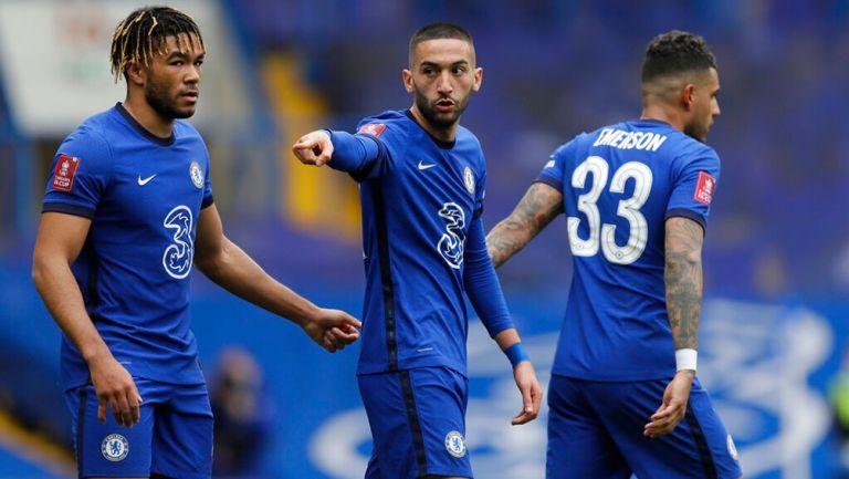 FA Cup: Chelsea avanzó a Semifinales al eliminar al Sheffield United