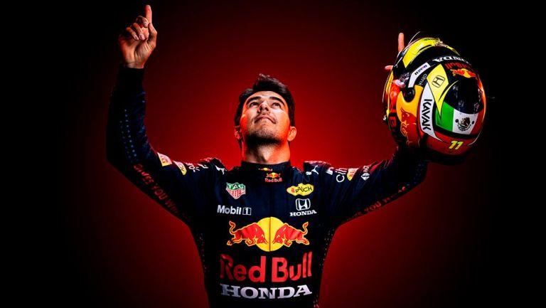 """Checo Pérez: """"Espero con ansias mi primera carrera con Red Bull"""""""