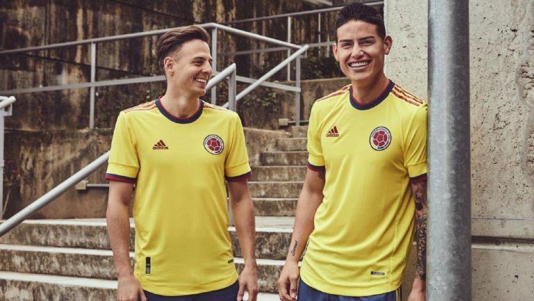 Selección de Colombia: Presentó su nuevo jersey