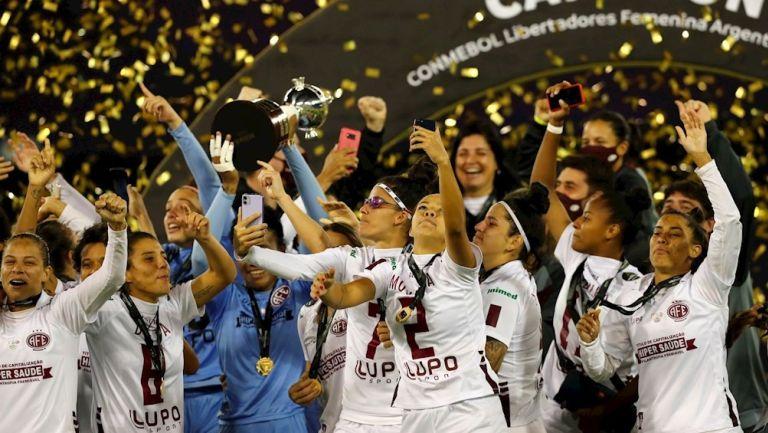 Ferroviária se llevó la Copa Libertadores Femenil 2021