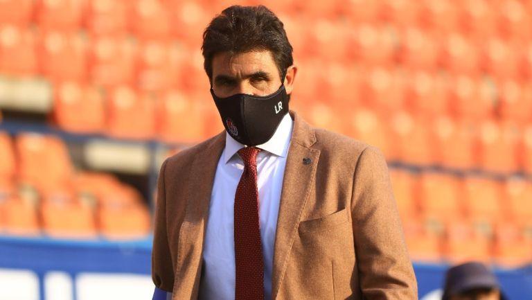 Atlético de San Luis: Leonel Rocco, suspendido tres juegos por insultos al árbitro