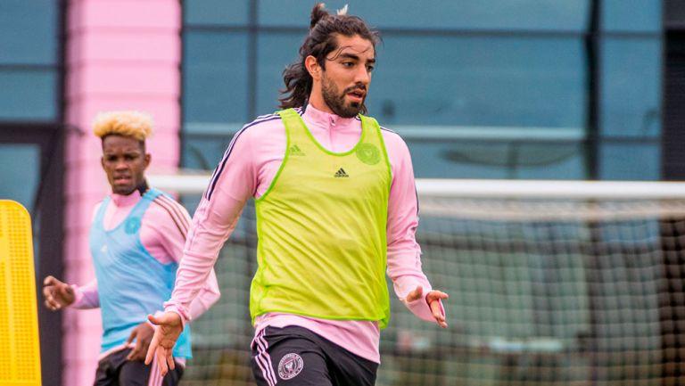 Rodolfo Pizarro: 'En MLS, jugadores tienen voz y un precio más accesible'