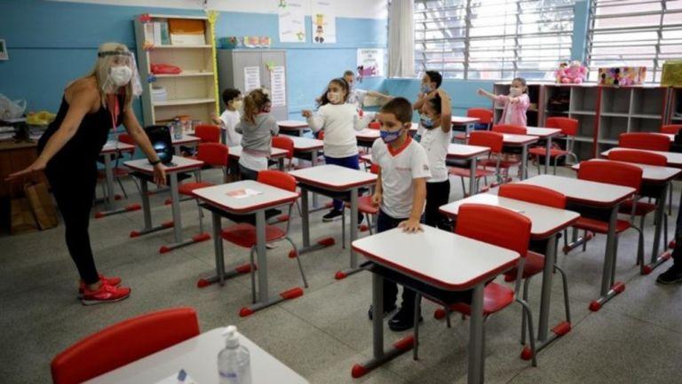 Coronavirus y pobreza: Dejaron a cerca de 9 millones de alumnos sin escuela