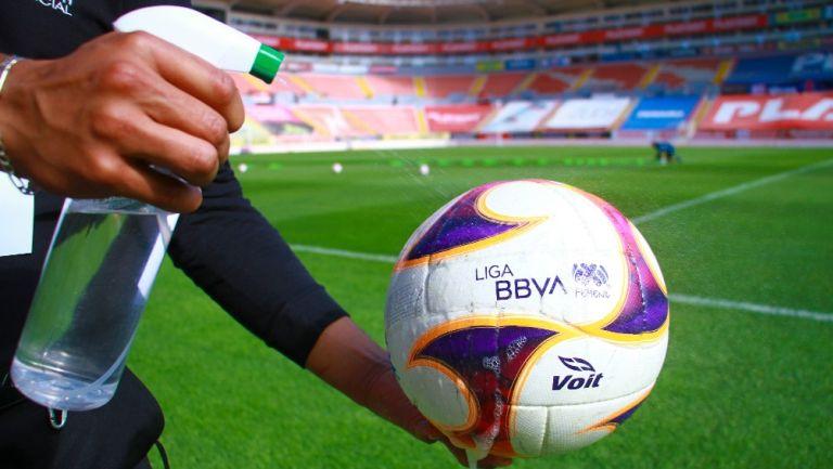 Liga MX: Contagios de Covid-19 han disminuido tras cambio de estrategia