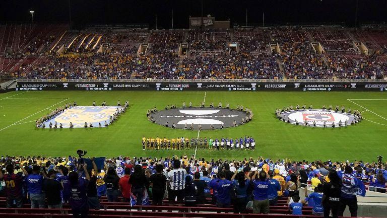 Liga MX: Leagues Cup, Campeones Cup y Juego de Estrellas se disputarían con público
