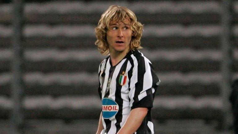 Pavel Nedved en su etapa como jugador de la Juventus
