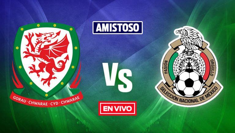 EN VIVO Y EN DIRECTO: Gales vs México