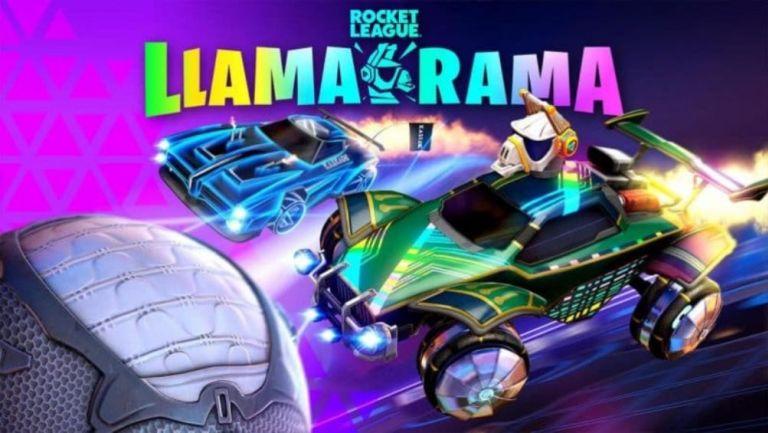 Fortnite y Rocket League presentan el evento especial Llama Rama