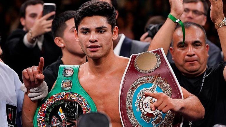 CMB ordena pelea entre Ryan García y Javier Fortuna
